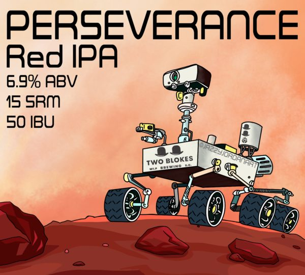 Perseverance Red IPA